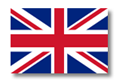 Flag for english version - O`yes Restaurant Marmaris Marina