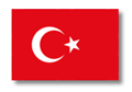 Flag for turkish version - O`yes Restaurant Marmaris Marina